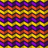 Seamless chevron pattern Royalty Free Stock Images