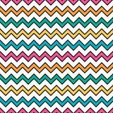 Seamless chevron pattern. Stock Images