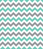 Seamless chevron pattern Stock Photography