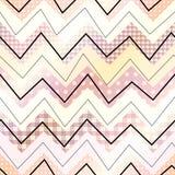 Seamless chevron pattern. Stock Image