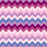 Seamless chevron pattern (vector) Stock Photos