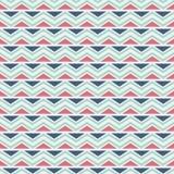 Seamless chevron pattern. Royalty Free Stock Photos