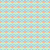 Seamless chevron pattern. Royalty Free Stock Photo