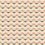Seamless chevron pattern. Stock Photography