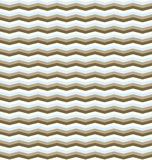 Seamless chevron pattern in retro style. Stock Photo