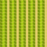 Seamless chevron pattern in retro style. Stock Photography