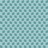 Seamless chevron pattern in retro style. Stock Photos