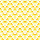 Seamless chevron pattern in retro style. Stock Images