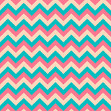 Seamless chevron pattern. Stock Photo
