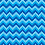 Seamless chevron pattern. Stock Images