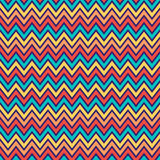Seamless chevron pattern. Royalty Free Stock Images