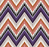 Seamless chevron pattern Stock Images