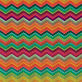 Seamless chevron pattern texture - Illustration Stock Photography