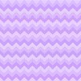 Seamless chevron pattern three violet colors. Vector Stock Photography