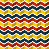 Seamless chevron pattern. Vector background. Stock Image