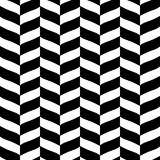 Seamless chevron pattern Royalty Free Stock Photo
