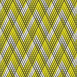 Seamless Chevron Pattern. Vector Striped Texture Stock Image