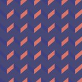 Seamless chevron vector pattern. Colorful zig zag background. Stock Images