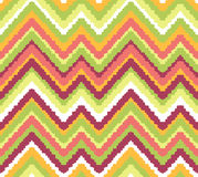 Seamless chevron zig zag pattern background Royalty Free Stock Image
