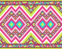 Seamless chevron zig zag pattern background Stock Photos
