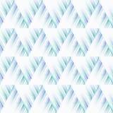 Seamless chevron zigzag pattern geometrical background vector illustration