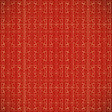 Seamless Chinese Vintage window lattices wallpaper Royalty Free Stock Image