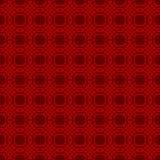 Seamless Chinese window tracery lattice polygon round pattern background. Seamless background image of vintage Chinese style window tracery lattice polygon Royalty Free Stock Photography