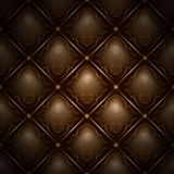 Seamless chocolate background chester pattern wrap Royalty Free Stock Images