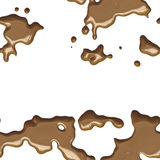 seamless choklad Royaltyfri Foto