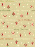 Seamless Christmas background. Seamless background with Christmas wishes and stars Stock Images