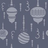 Seamless christmas background Royalty Free Stock Image