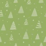 Seamless christmas background Royalty Free Stock Photos