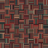 Seamless Christmas Color Straight Vertical and Horizontal Variable Width Stripes Stock Photos