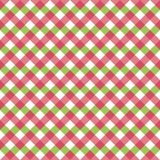 Seamless Gingham Pattern vector illustration