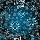 Seamless christmas grunge pattern Royalty Free Stock Photo