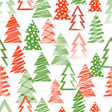 Seamless christmas and New Year pattern, vector decor illustration, seasonal background. Seamless christmas and New Year pattern, vector decor illustration Stock Photography