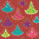 Seamless christmas pattern Royalty Free Stock Image