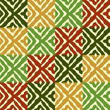 Seamless christmas pattern Stock Images