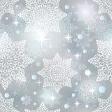 Seamless Christmas pattern. Stock Image