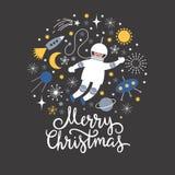 Seamless christmas pattern Royalty Free Stock Photography