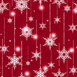 Seamless Christmas pattern. for gift wrapping, napkins, tablecloths . Royalty Free Stock Photo