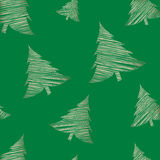 Seamless Christmas pattern Royalty Free Stock Photo