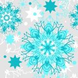 Seamless Christmas pattern. Royalty Free Stock Photos