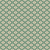 Seamless christmas pattern in vintage style Royalty Free Stock Photos
