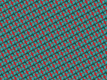 Seamless Christmas Present Pattern Royalty Free Stock Photography