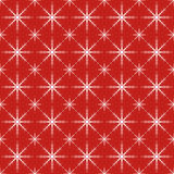 Seamless Christmas snowflakes Royalty Free Stock Photo