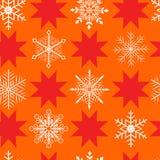 Seamless christmas. vector. Royalty Free Stock Photography