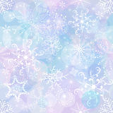 Seamless christmas wallpaper Royalty Free Stock Photography