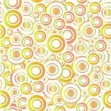 Seamless circle vector illustration