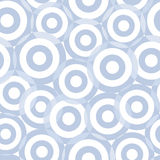 Seamless circle pattern Royalty Free Stock Photo
